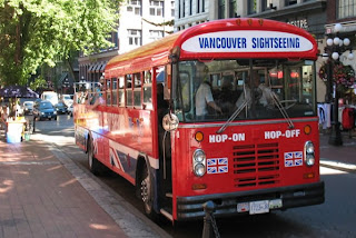 vancouver-sightseeing-bus tour