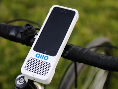 Allo - smart phone holder and speaker combo