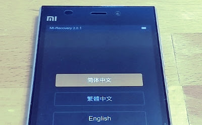 Cara Install CWM Recovery Xiaomi Redmi 1S