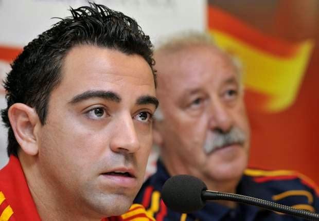Bola Tangkas Spanyol Buka Peluang Kembalinya Xavi - Gambar
