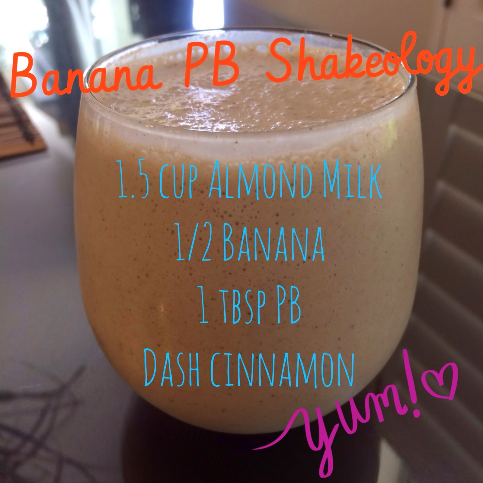 Shakeology Recipe, www.HealthyFitFocused.com