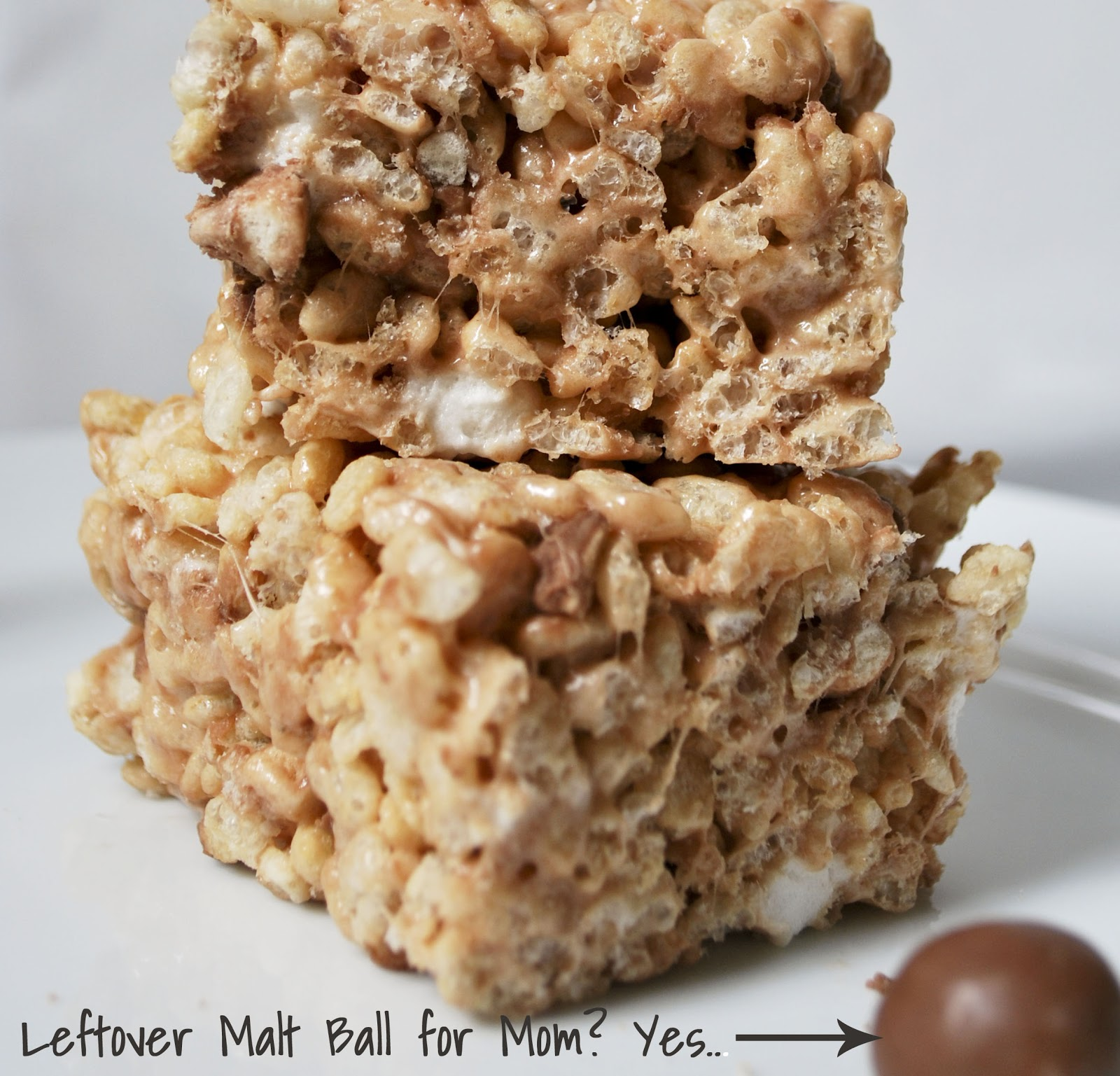 Mallow and Co.: Malted Rice Krispies