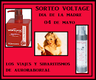 Sorteo Voltage dia de la Madre