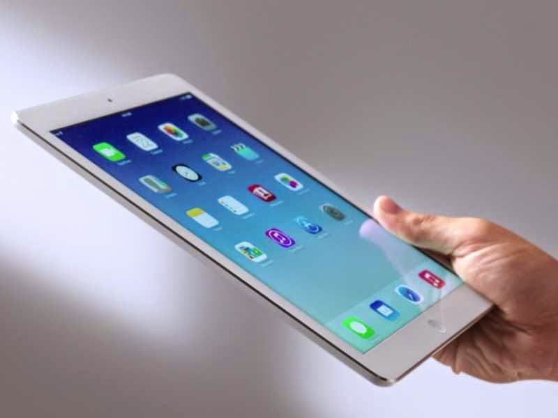 Apple iPad Air 2 Features With 2GB Of RAM And Multitasking.