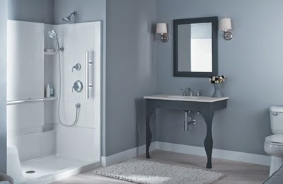 Bathroom glass cleaning tips