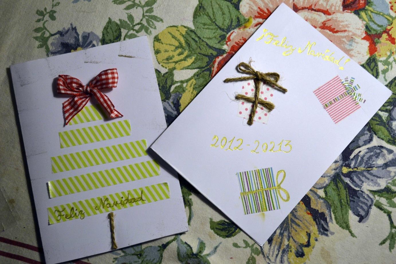 Manualidades para hacer tarjetas imagui - Manualidades para hacer tarjetas ...
