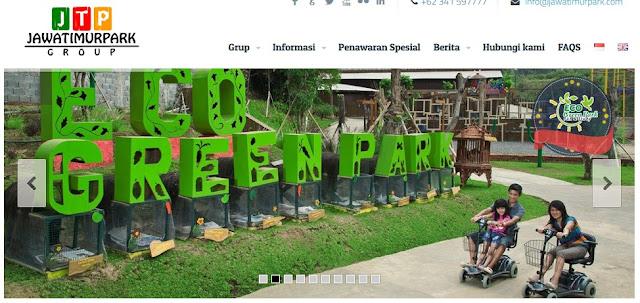 Daftar Harga Tiket Masuk Jawa Timur Park Group 2016