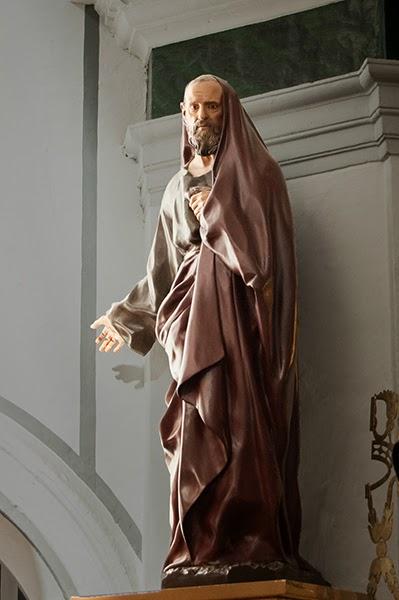 San Joaquín Penáguila Alicante Arturo Serra escultura 3