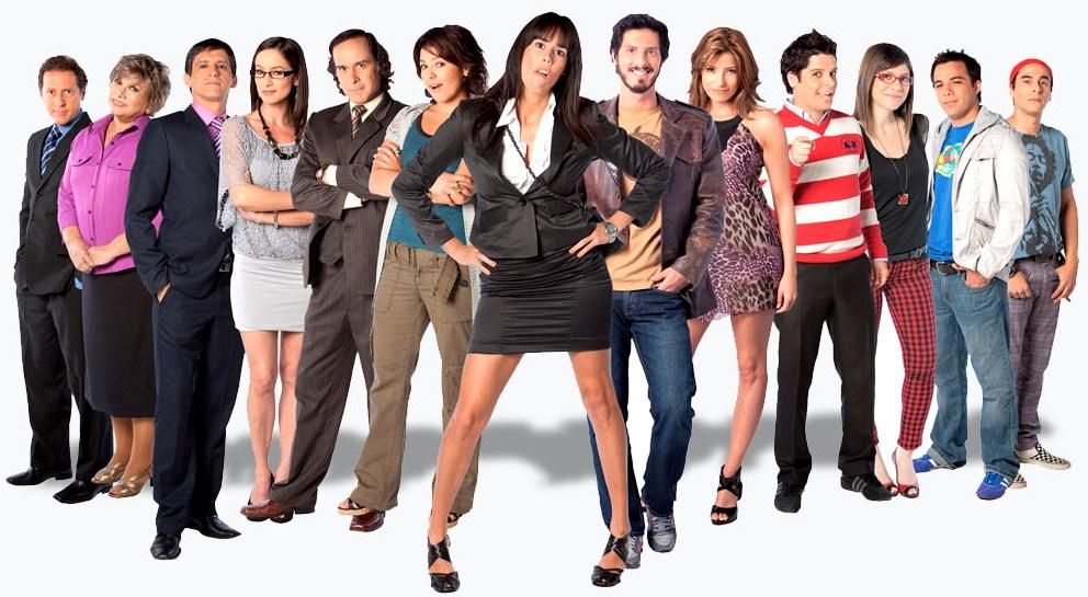 LA Lola Capitulo Episodio completo telenovela online
