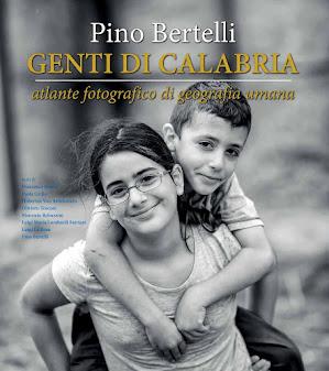 LIBRO SULLE «GENTI DI CALABRIA» di Pino Bertelli