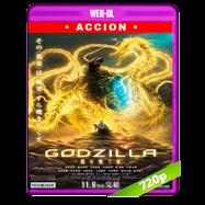 Godzilla 3: El devorador de planetas (2018) WEB-DL 720p Audio Dual Latino-Japones