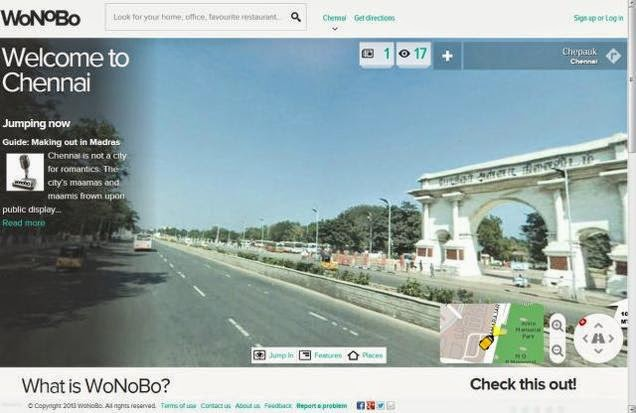 WoNoBo (India street view)