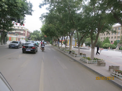 ville de Dunhuang