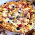 طريقة تحضير بيتزا من مطبخ ندى أم إدريس