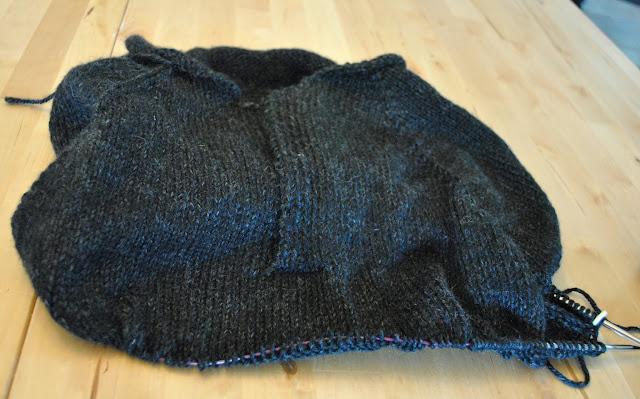 knits men want henley black
