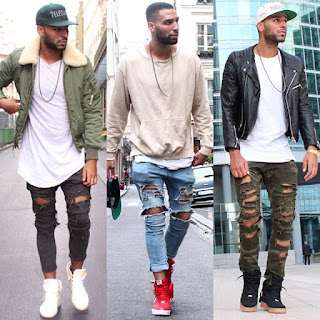 Men's Style - Style Up With Kim