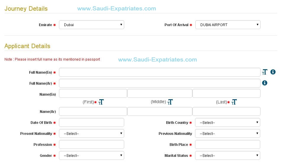 Dubai visa for indians online dating