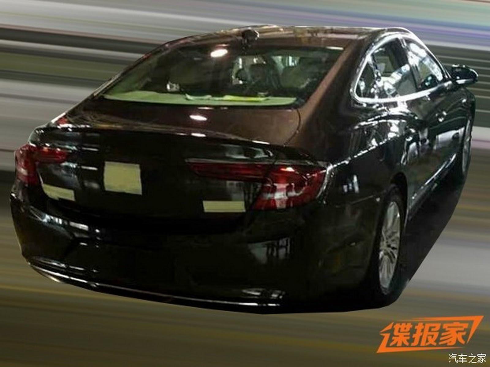 2016 -[Buick] LaCrosse III 2017-Buick-LaCrosse-Sedan-1
