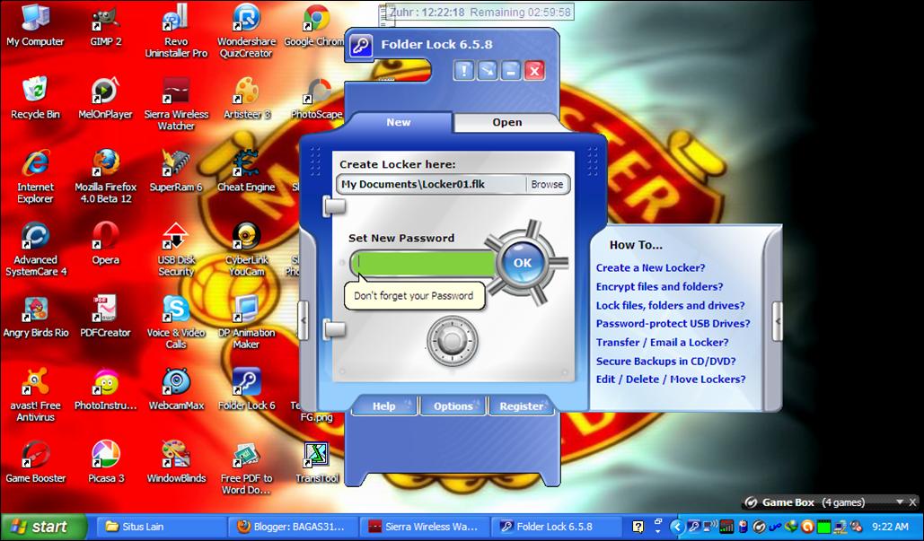 Folder Lock 6.5.8 2