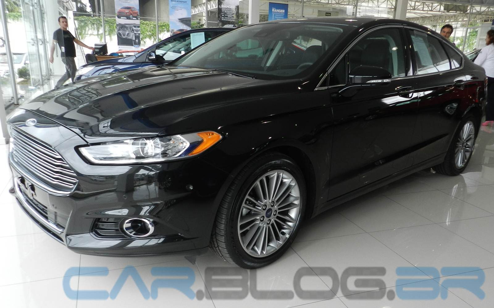 2013 Ford Fusion EcoBoost Turbo