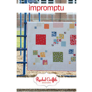Rachel Griffith Designs IMPROMPTU Quilt Patter
