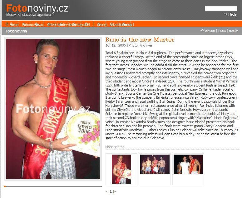 Dominque bouquet porn actor
