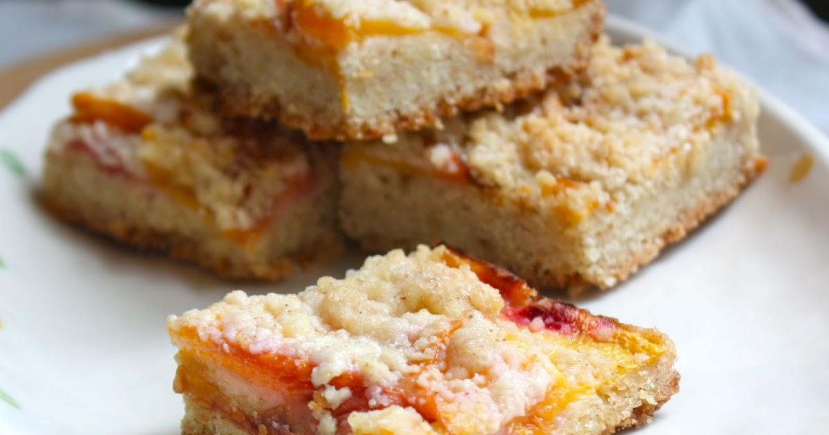 Peach Bars Smitten Kitchen