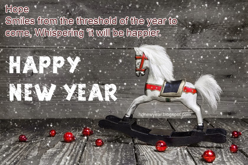 Happy New Year 2015 Wishes Inspirational Quotes