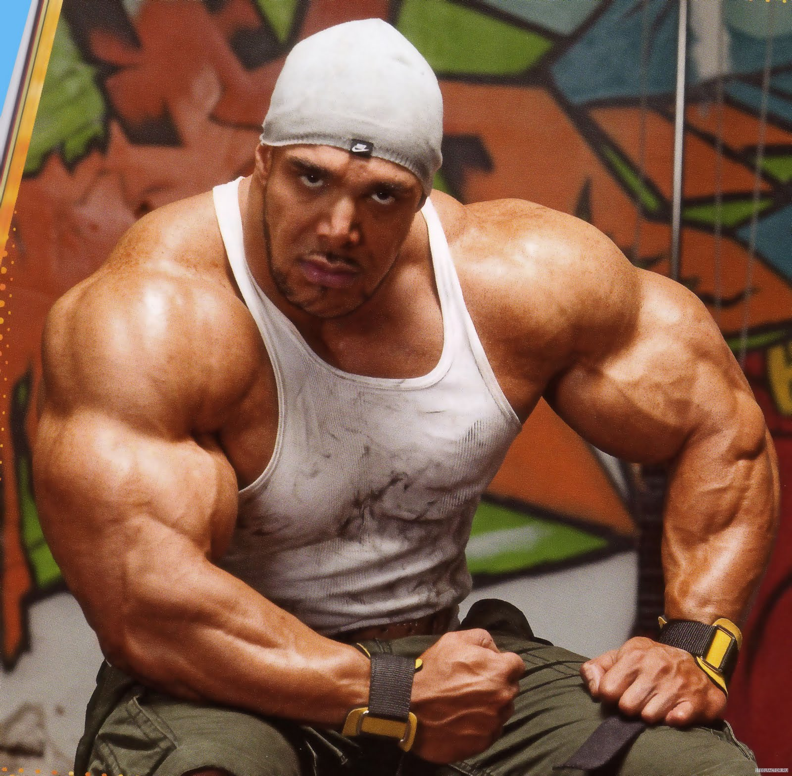 who is stronger and bigger, rich piana or zack khan