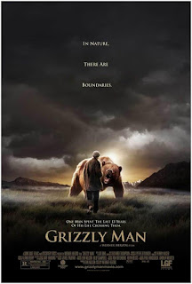 "Blog Safari Club, Película online ""Grizzly man"""