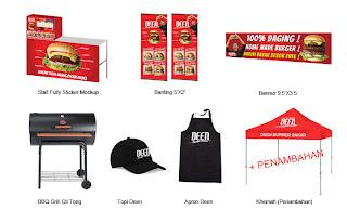 Peluang Bisnes Burger Bakar