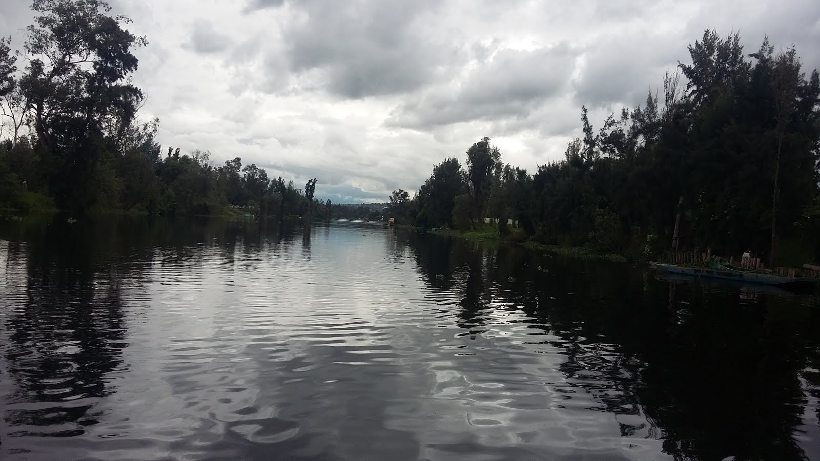 CANALES DE XOCHIMILCO