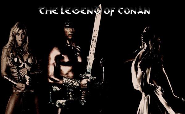 """""""The legend of Conan"""" o filme - Página 2 6"""
