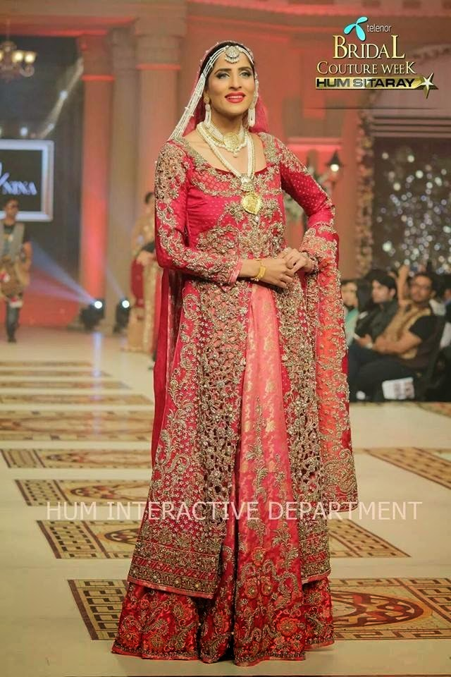 Bridal Wear, 2015, Pakistan Girls, New, Stylish.