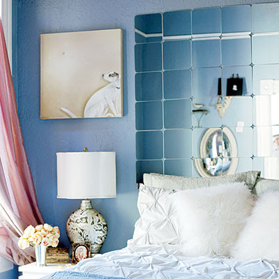 Bedroom Mirrors on Of Mirrors   No Smoke Here  Just 9 New Ways To Decorate With Mirrors