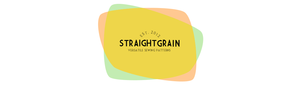 StraightGrain. A blog about sewing
