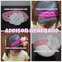 Addison Headband