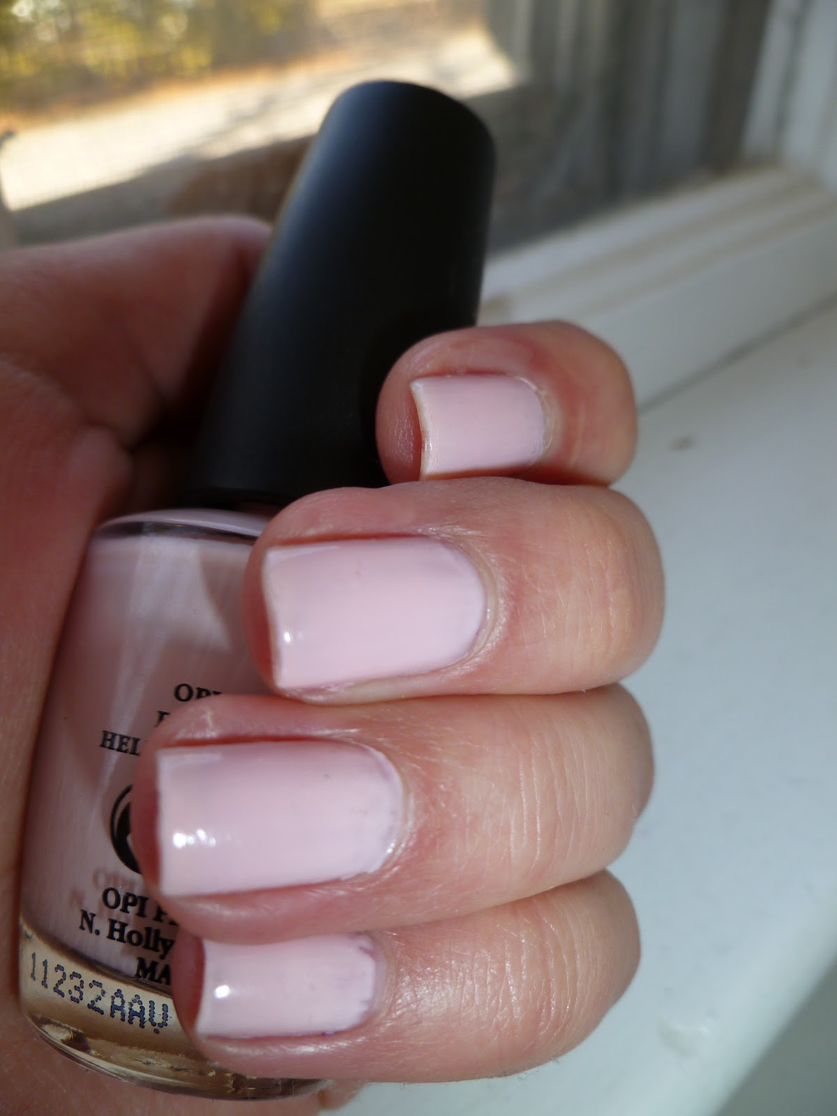 Fabuleux AboutFace: OPI Sweetheart : The Best Nude Polish? ER92