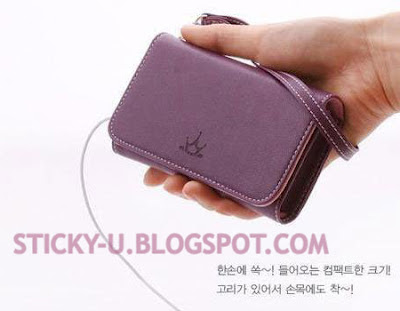 018: Kelly's Mobile/Card/Multifunction Wallet