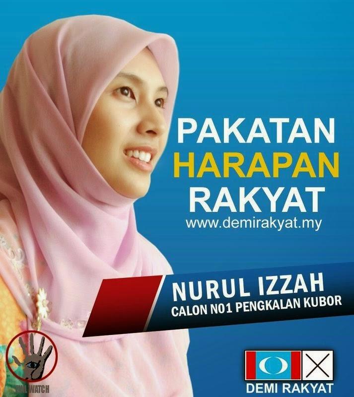 Calunkan Nurul demi semangat Family For All