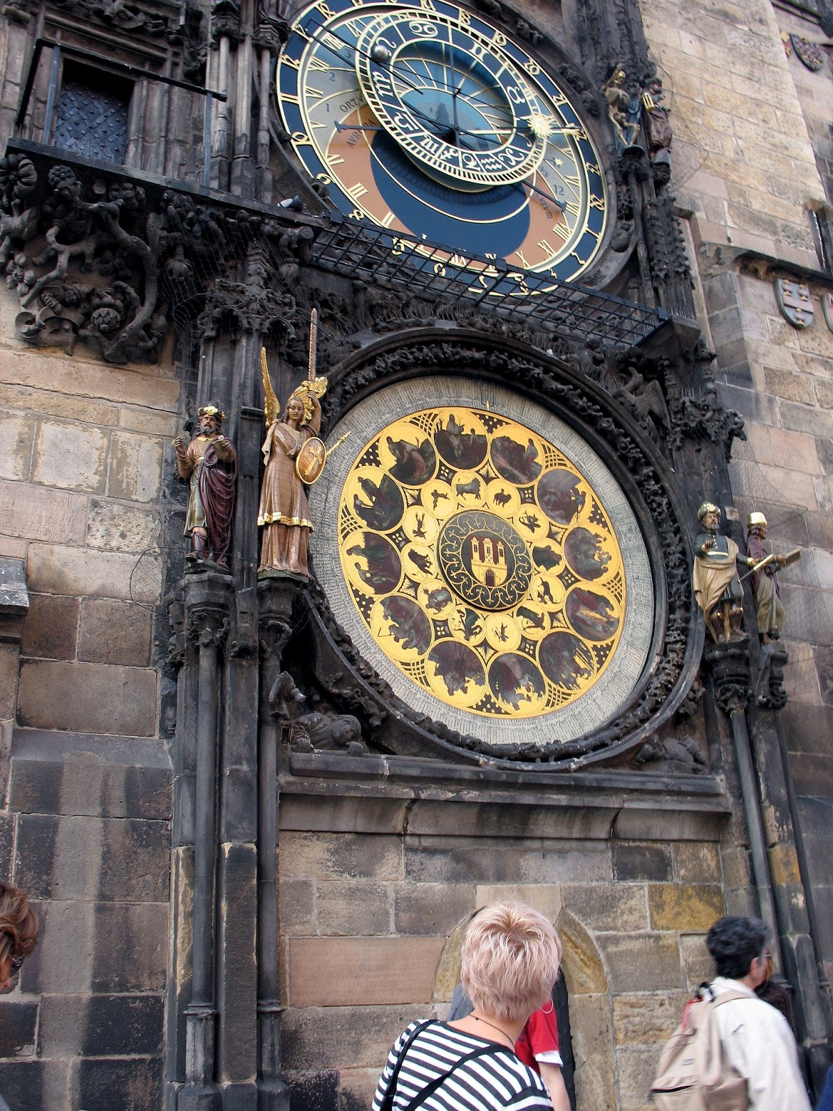 Время...астрономические часы, Прага