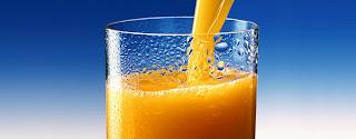 orange juice benefit