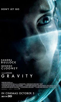 Gravity movie poster large malaysia