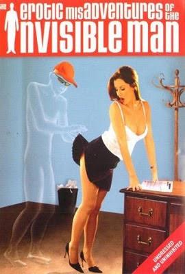 Görünmez Sapık - Invisible Man (Erotik +18)