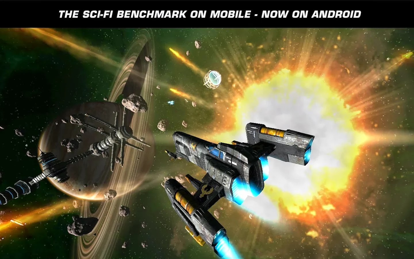 Galaxy on Fire 2™ HD v2.0.5 Mod [Unlimited Everything]