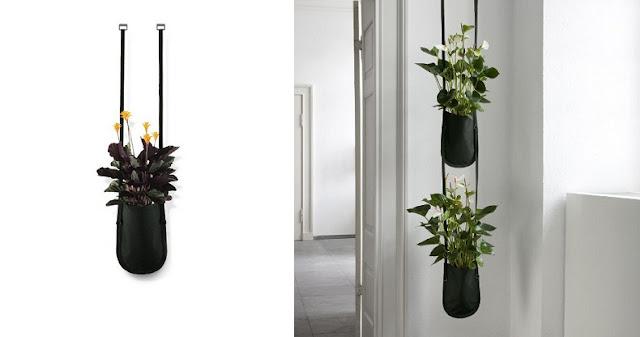 Dise o para tus plantas de interior decorar tu casa es - Macetas colgantes interior ...