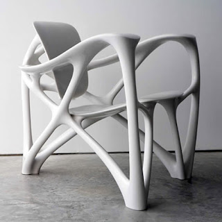 Bone Chair van Joris Laarman