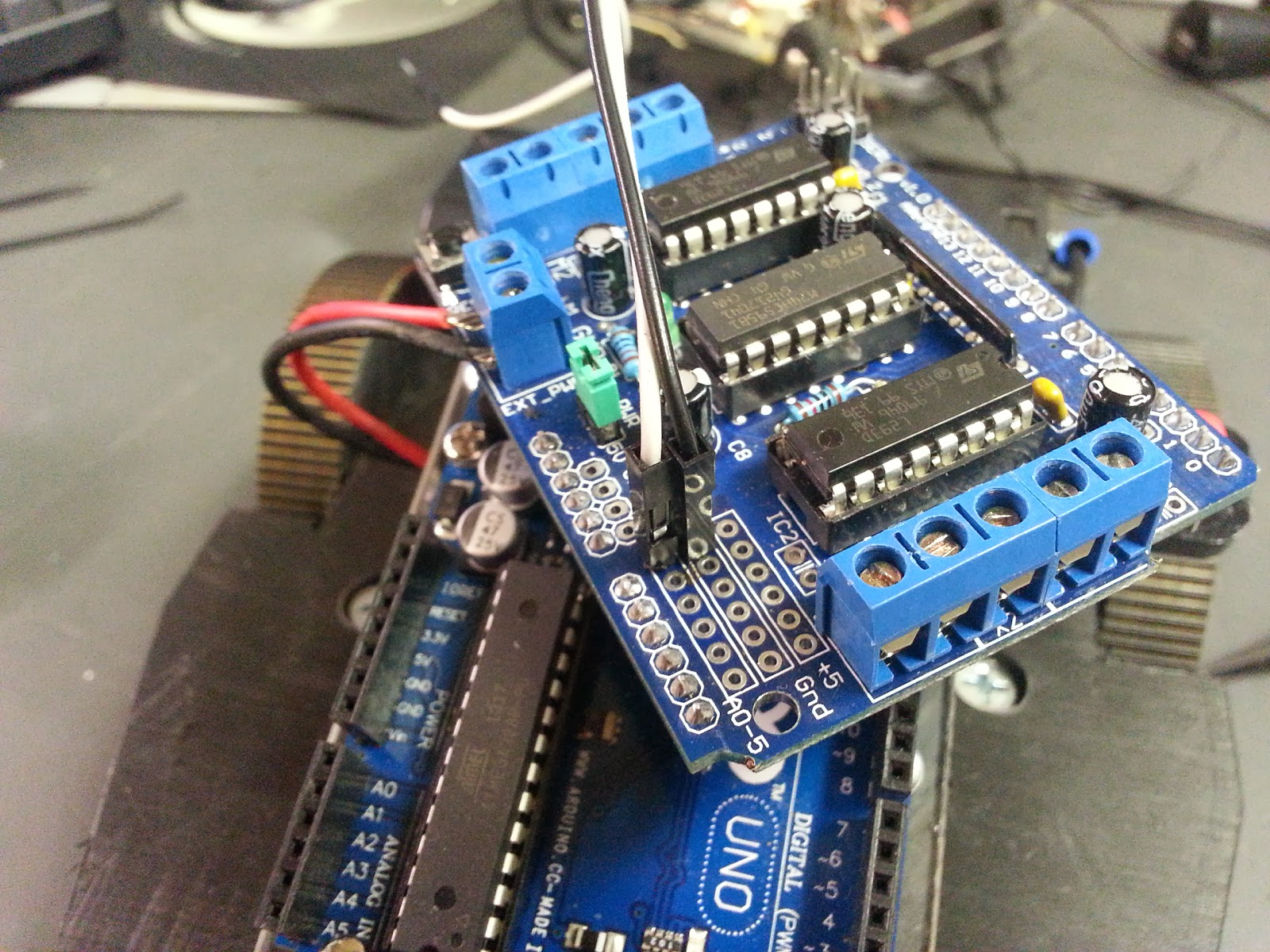 Capacitive Touch Shield AS00121CTH Arduino - Elecrow