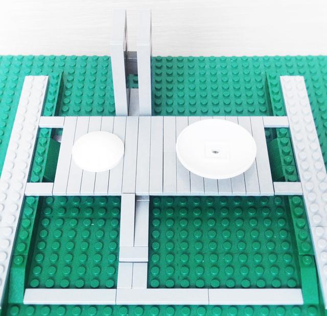 Yololos lego architecture diy brasilia - Agg arquitectura ...