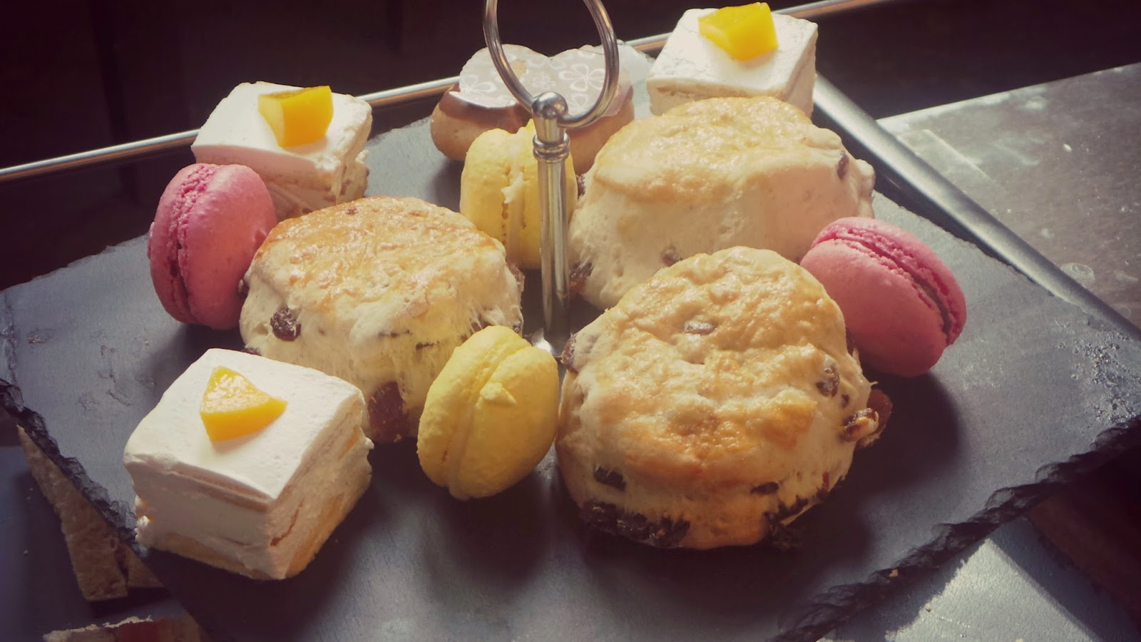 french style afternoon tea